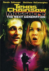 Texas Chainsaw Massacre: The Next Generation Video Cover 3