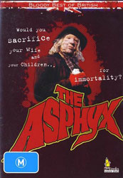 The Asphyx Video Cover 2
