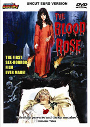 The Blood Rose Video Cover 1