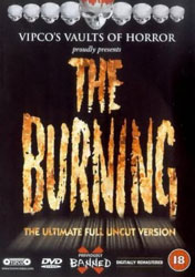 The Burning Video Cover 2