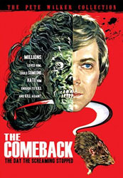 The Comeback Video Cover