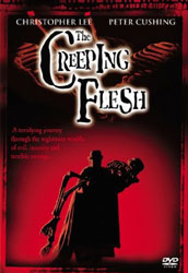 The Creeping Flesh Video Cover 1