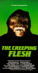 The Creeping Flesh Video Cover 2