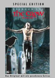 The Crow Video Cover 2