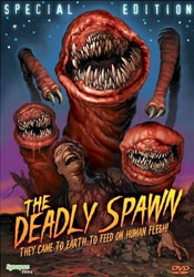 The Deadly Spawn Video Cover 1