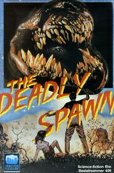 The Deadly Spawn Video Cover 10