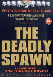 The Deadly Spawn Video Cover 4