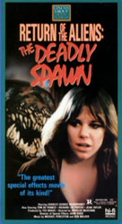 The Deadly Spawn Video Cover 5