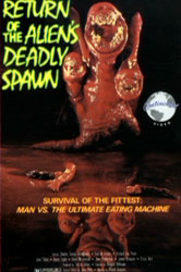The Deadly Spawn Video Cover 6