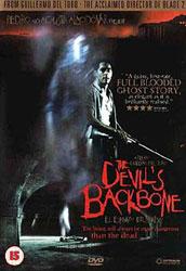 The Devil's Backbone Video Cover 2