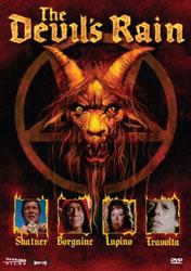The Devil's Rain Video Cover 2