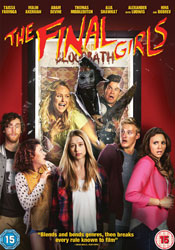 The Final Girls Video Cover