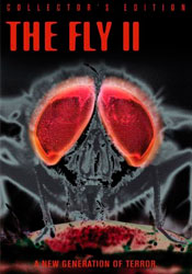 The Fly II Video Cover 2