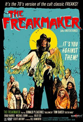 The Freakmaker Video Cover