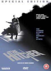 The Hitcher Video Cover 1