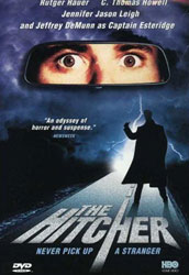 The Hitcher Video Cover 2