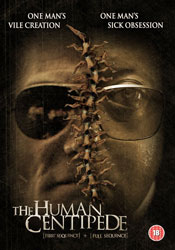 The Human Centipede II (Full Sequence) Video Cover 1