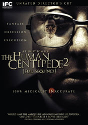 The Human Centipede II (Full Sequence) Video Cover 2