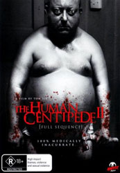 The Human Centipede II (Full Sequence) Video Cover 3