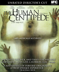 The Human Centipede (First Sequence) Video Cover