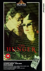 The Hunger Video Cover 3