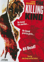 The Killing Kind Video Cover