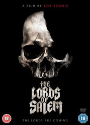 The Lords of Salem Video Cover