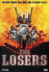 The Losers Video Cover