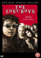 The Lost Boys Video Cover