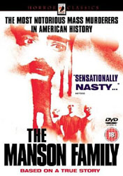 The Manson Family Video Cover 1