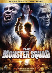 The Monster Squad Video Cover 1
