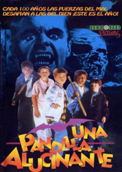 The Monster Squad Video Cover 5