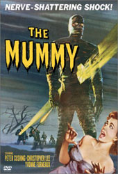 The Mummy Video Cover