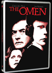 The Omen Video Cover 1