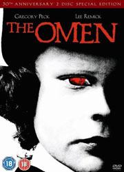 The Omen Video Cover 5