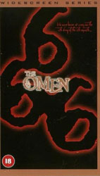 The Omen Video Cover 6