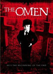 The Omen Video Cover 7