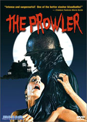 The Prowler Video Cover 1