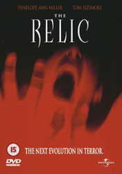 The Relic Video Cover 1