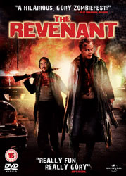 The Revenant Video Cover 1