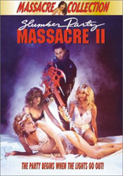 Slumber Party Massacre II Video Cover