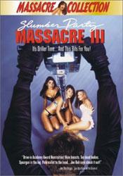 Slumber Party Massacre III Video Cover