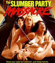 The Slumber Party Massacre Video Cover 1