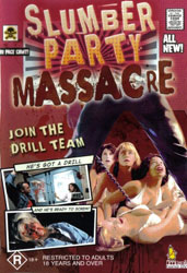 The Slumber Party Massacre Video Cover 2