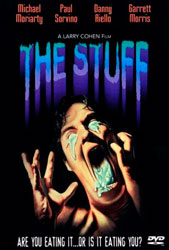 The Stuff Video Cover
