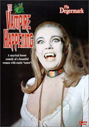 The Vampire Happening Video Cover 1