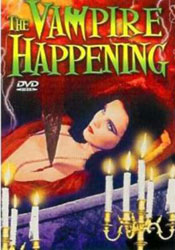 The Vampire Happening Video Cover 2