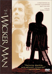 The Wicker Man Video Cover 2