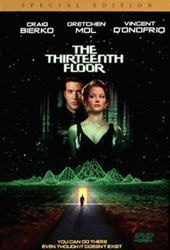 The Thirteenth Floor Video Cover