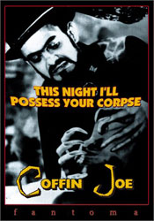 This Night I'll Possess Your Corpse Video Cover 1